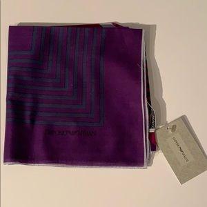 Armani scarf